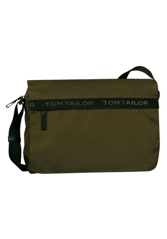 TOM TAILOR Messenger сумка »Matteo«