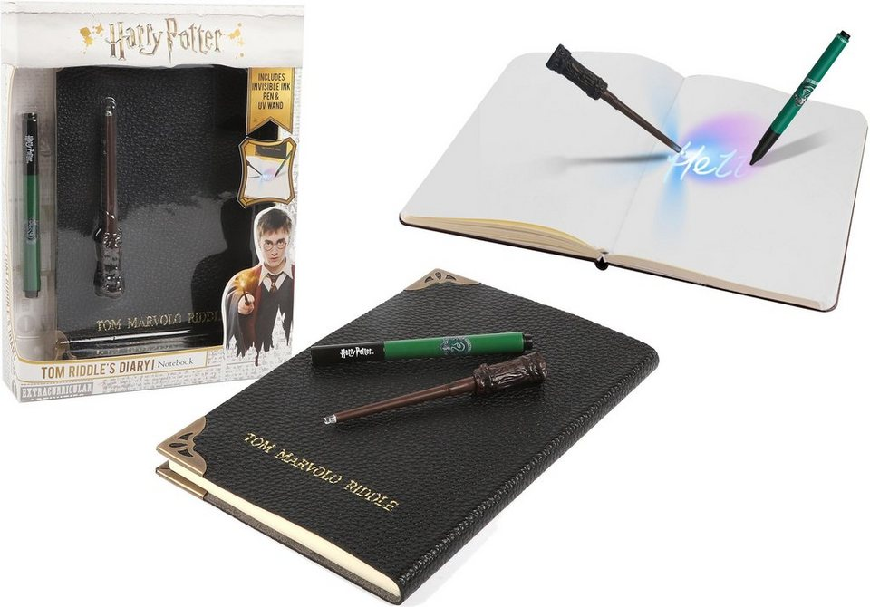 Dickie Toys Elektronisches Tagebuch »Harry Potter Tom Riddle's Tagebuch«