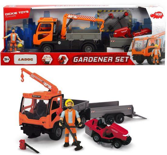 Dickie Toys Spielzeug-Kipper »Playlife - Gardener Set«