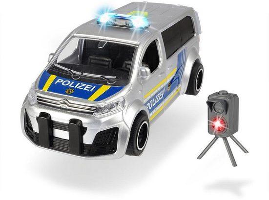 Dickie Toys Spielzeug-Polizei »Citroën Space Tourer«