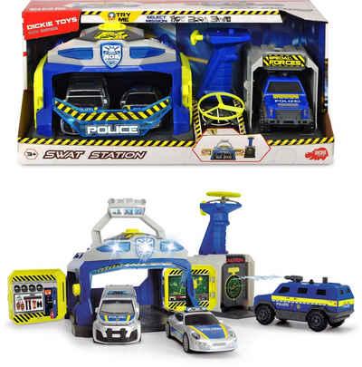 Dickie Toys Spiel-Polizeistation »Swat Station«