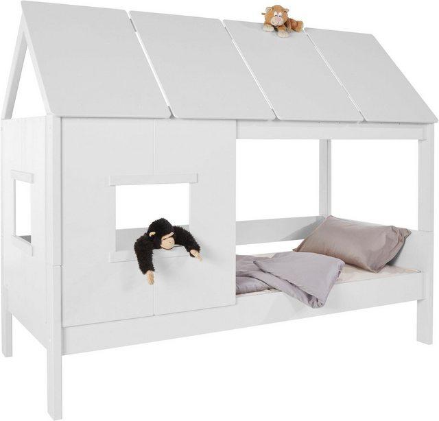 Hausbett »Finn« | Schlafzimmer > Betten > Hochbetten | OTTO