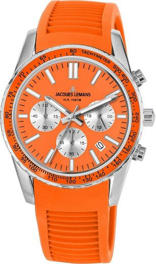 Jacques Lemans Chronograph »Liverpool, 1-2059F«