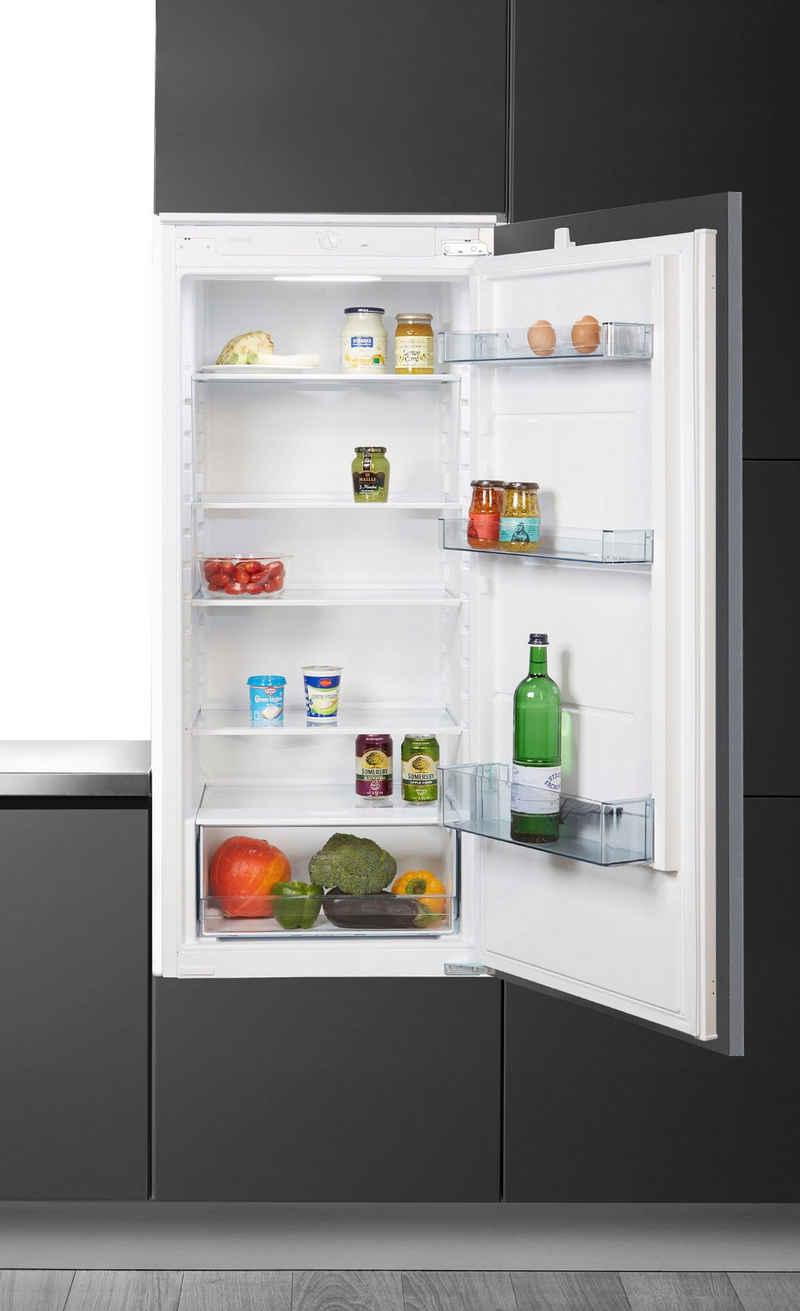 GORENJE Einbaukühlschrank RI4122E1, 122,5 cm hoch, 54 cm breit, integrierbar
