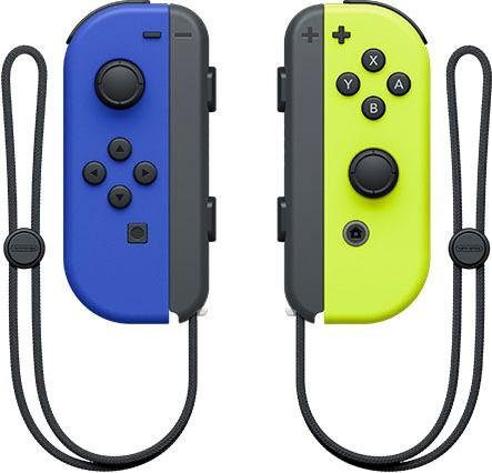 Nintendo Switch »Switch Joy-Con 2er-Set« Wireless-Controller