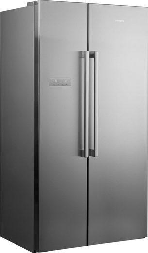 SIEMENS Side-by-Side iQ300 KA93NVIFP, 178,7 cm hoch, 90,8 cm breit