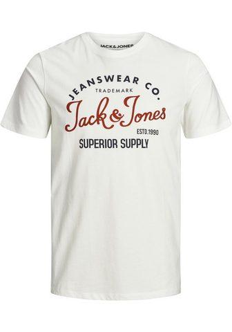 JACK & JONES Jack & Jones Marškinėliai »LOGO Marški...