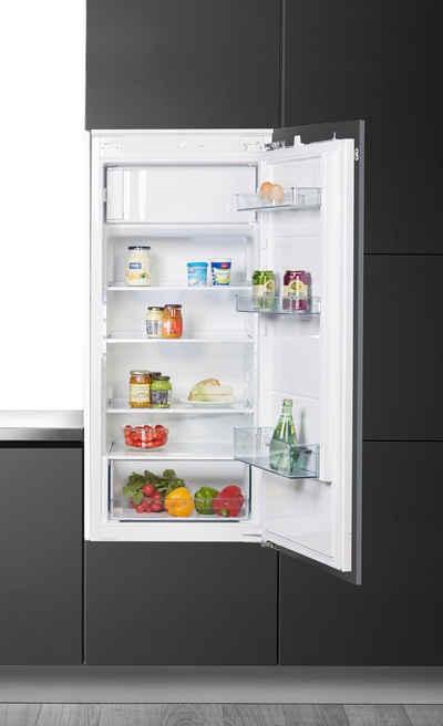 GORENJE Einbaukühlschrank RBI2122E1, 122,5 cm hoch, 54 cm breit, integrierbar