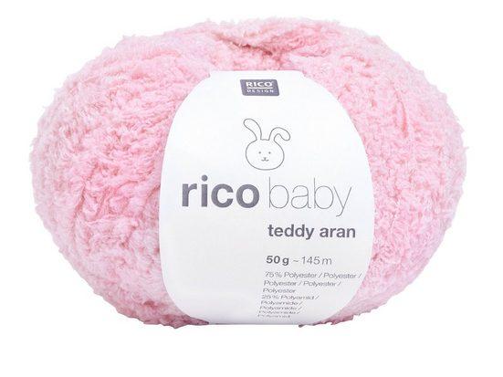 Wolle rico baby teddy aran