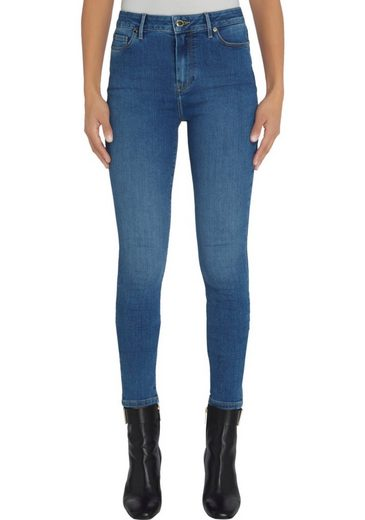 TOMMY HILFIGER Skinny-fit-Jeans »TH FLEX HARLEM U SKINNY HW BEL«