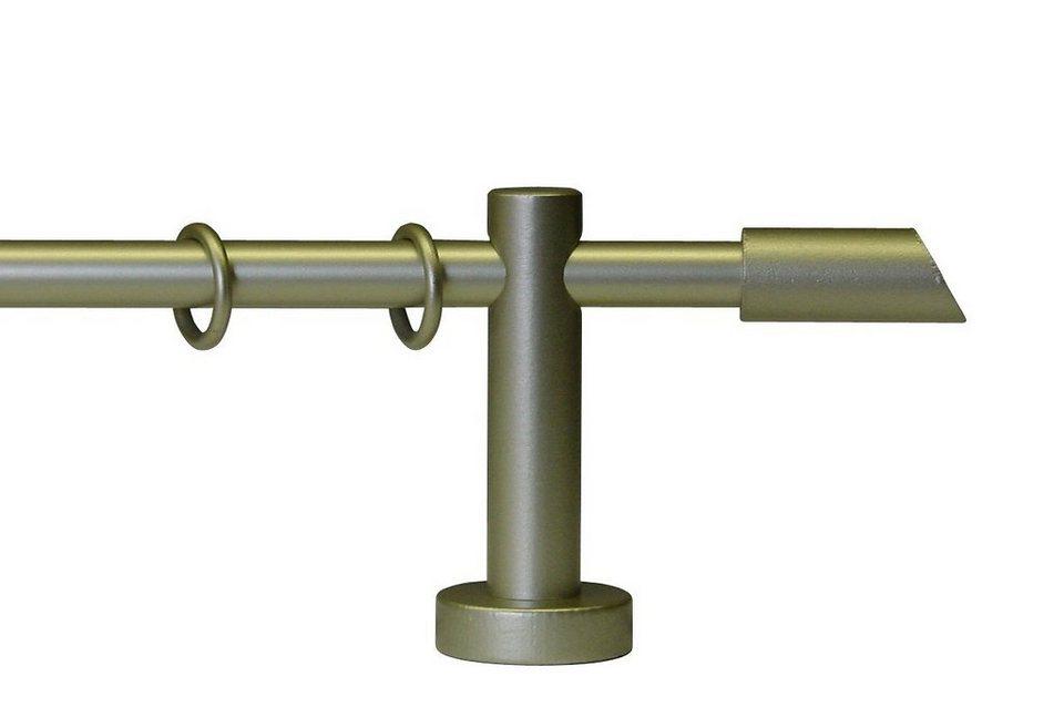 Gardinenstange, Garesa, »Classico Molis«, nach Maß ø 20 mm in chrom matt