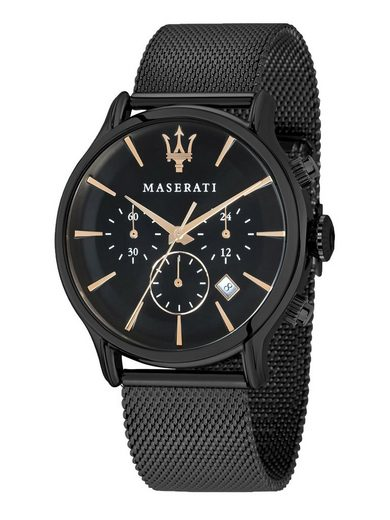 Maserati Time Chronograph »HAU, EPOCA 42mm«