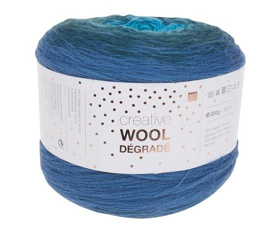 "Wolle ""Creative Wool Dégradé"" 200 g"