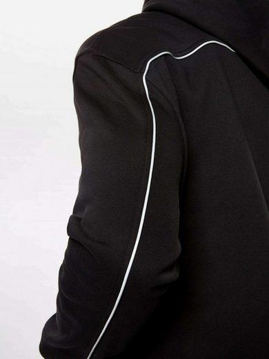 URBAN CLASSICS Kapuzensweatshirt »Reflective«