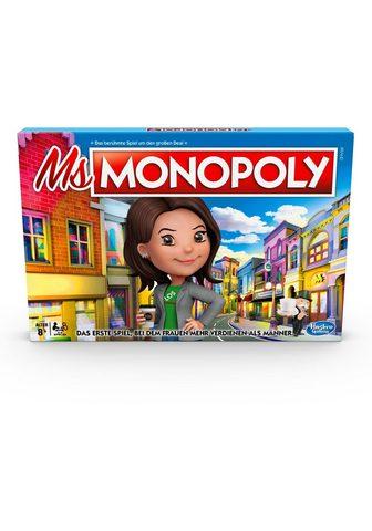 "Spiel ""Ms. Monopoly"""