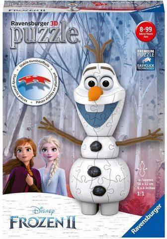"3D-Puzzle ""Disney Frozen II- Olaf..."