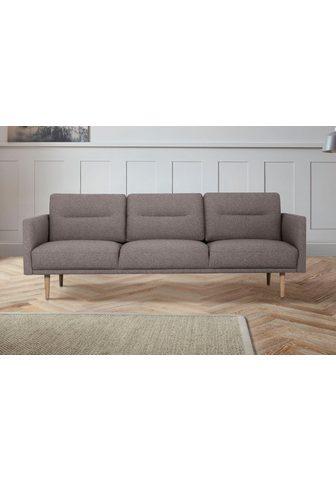 ANDAS Trivietė sofa »Brande«