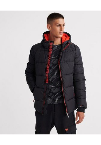 SUPERDRY Dygsniuota striukė »SPORTS PUFFER«