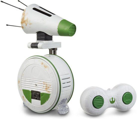 Hasbro RC-Roboter »Star Wars™ ferngesteuerter D-O, rollender elektronischer Droide«