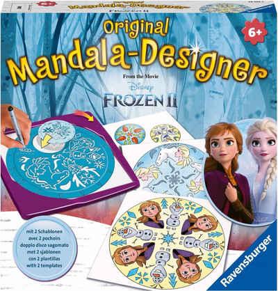 Ravensburger Malvorlage »Original Mandala-Designer® - Disney Frozen II«, Made in Europe, FSC® - schützt Wald - weltweit