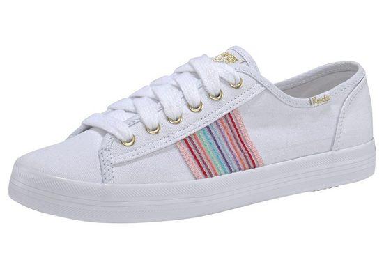 Keds »KICKSTART RAINBOW WEBBING« Sneaker