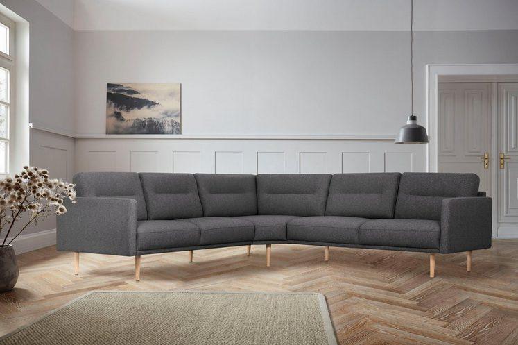 andas Polsterecke »Brande«, in skandinavischem Design