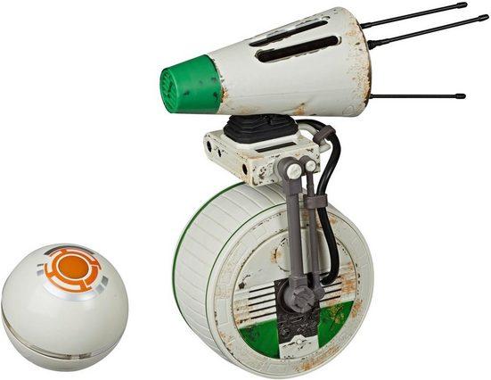 Hasbro RC-Roboter »Star Wars™ Interaktiver D-O Droide«, mit Sound