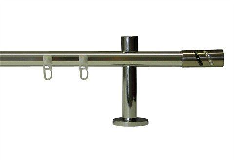 Gardinenstange, GARESA, Ø 20 mm, 1-läufig, Wunschmaßlänge