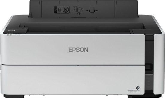 Epson EcoTank ET-M1170 Tintenstrahldrucker, (WLAN (Wi-Fi)