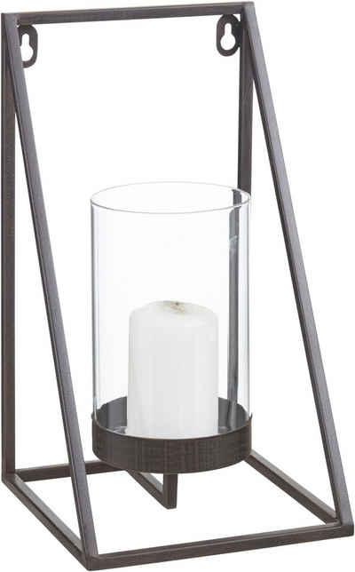 andas Wandkerzenhalter »Industrial Candleholder« (1 Stück), Kerzen-Wandleuchter, Kerzenhalter, Kerzenleuchter hängend, Wanddeko, aus Metall