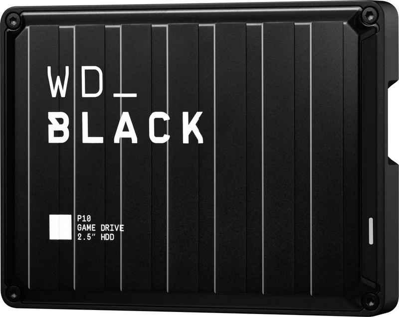 "WD_Black »P10 Game Drive« externe Gaming-Festplatte (5 TB) 2,5"" 140 MB/S Lesegeschwindigkeit)"