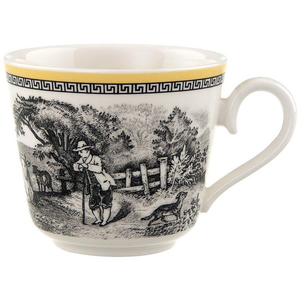 VILLEROY & BOCH Kaffee-/Teeobertasse »Audun Ferme« in Dekoriert