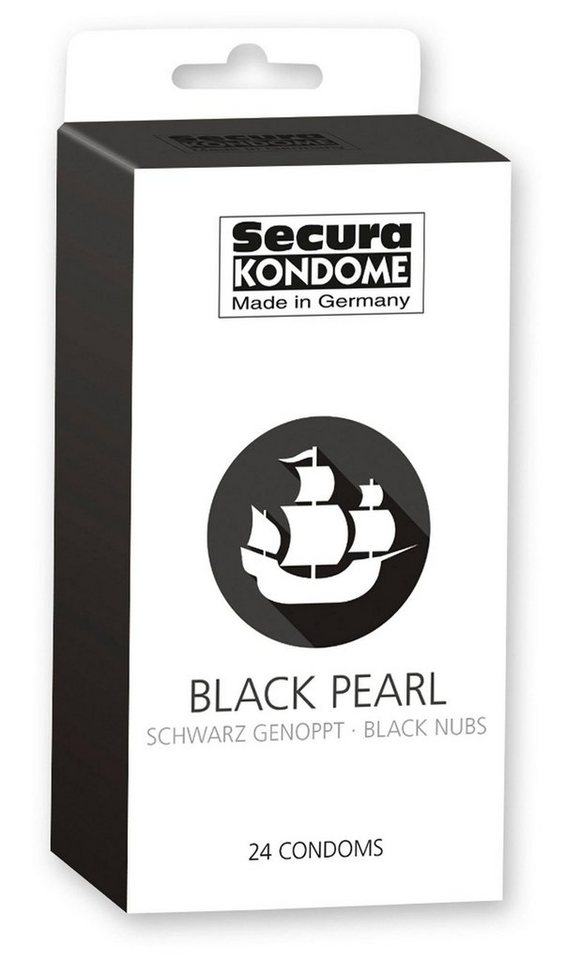 secura kondome black pearl schwarze qualit tskondome. Black Bedroom Furniture Sets. Home Design Ideas