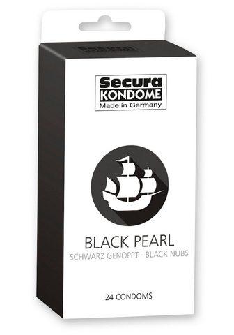"SECURA Kondome ""Black Pearl"""
