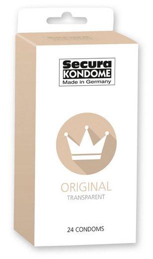 Secura Kondome »S. Original«