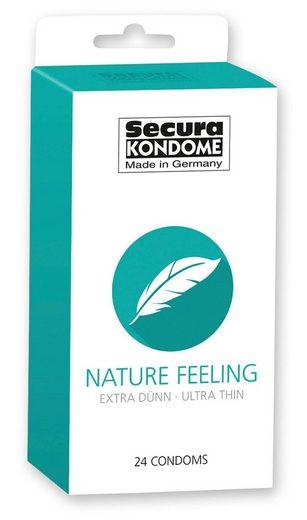 Secura Kondome »Nature Feeling«