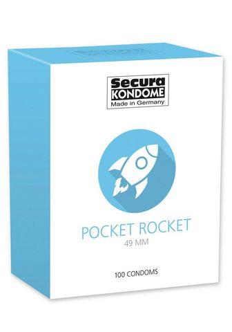 "SECURA Kondome ""Pocket Rocket"""