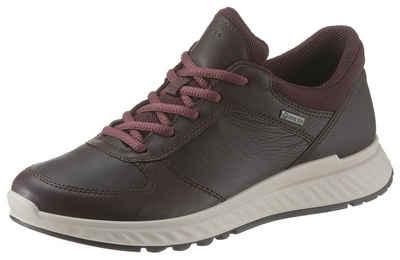 Ecco Sneaker mit GORETEX Membran