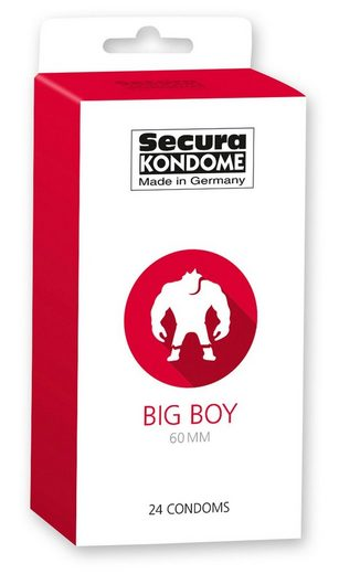 Secura XXL-Kondome »Big 60mm«