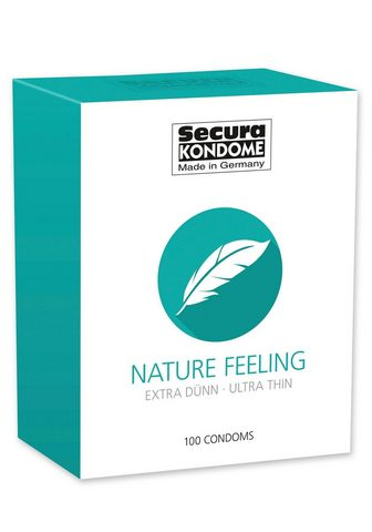 "SECURA Kondome ""Nature Feeling"""