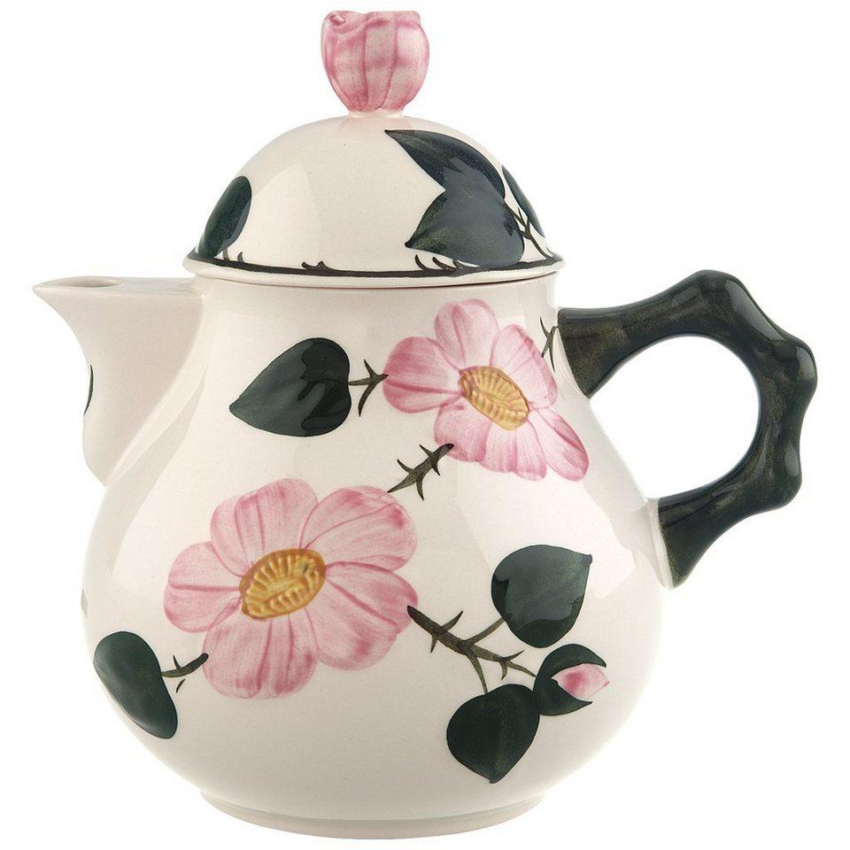 VILLEROY & BOCH Kaffee-/Teekanne »Wildrose« in Dekoriert
