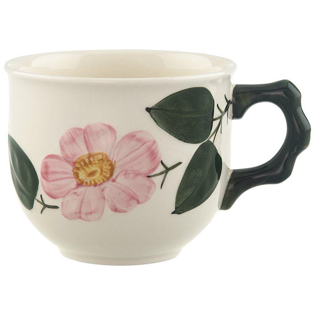VILLEROY & BOCH Kaffeeobertasse »Wildrose«