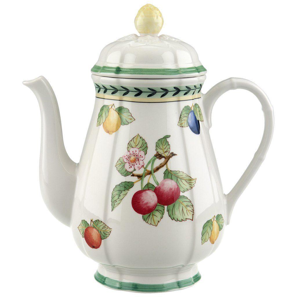 Villeroy & Boch Kaffeekanne 6 Pers. »French Garden Fleurence«