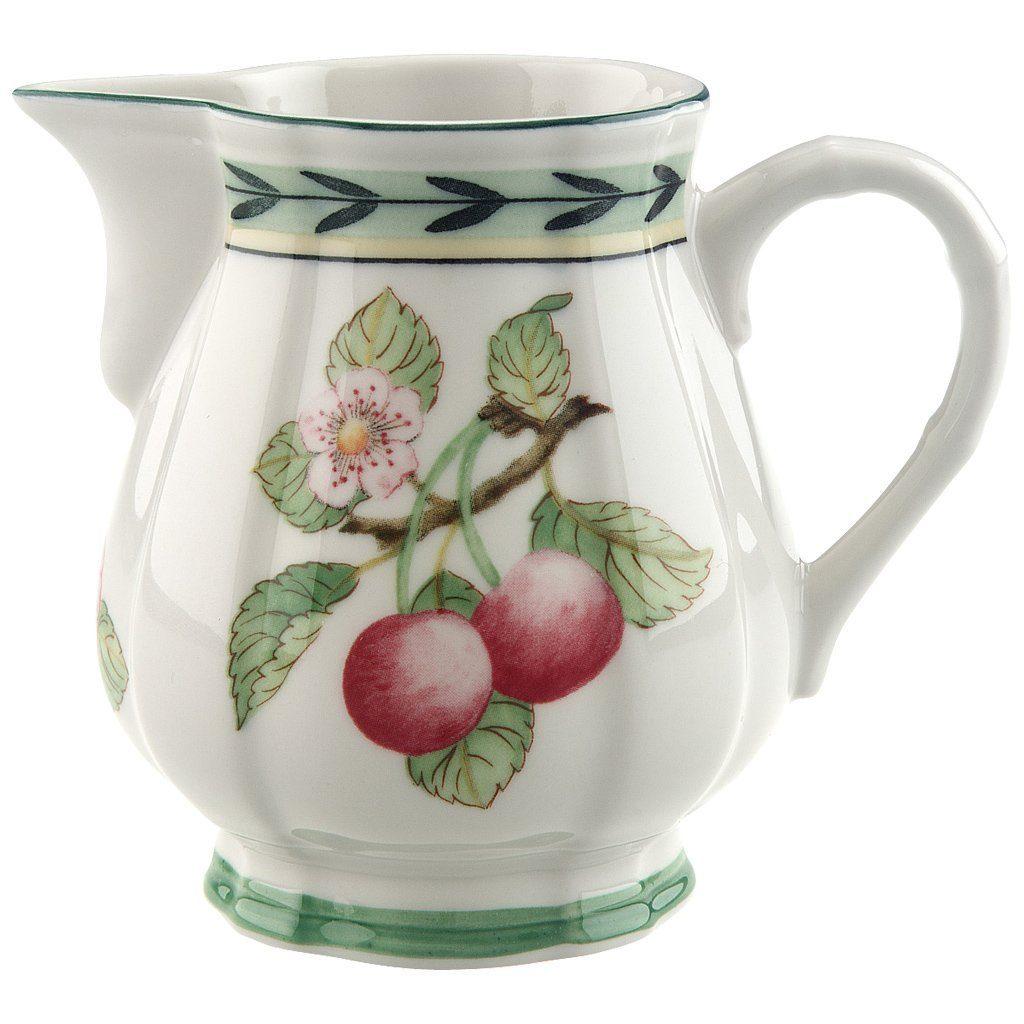 VILLEROY & BOCH Milchkännchen 6 Pers. »French Garden Fleurence«