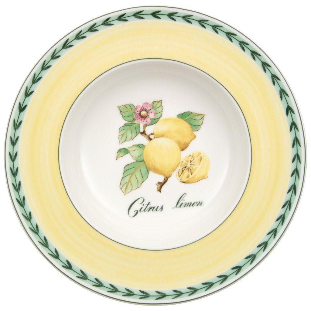 VILLEROY & BOCH Teller tief/Pastateller »French Garden Fleurence«