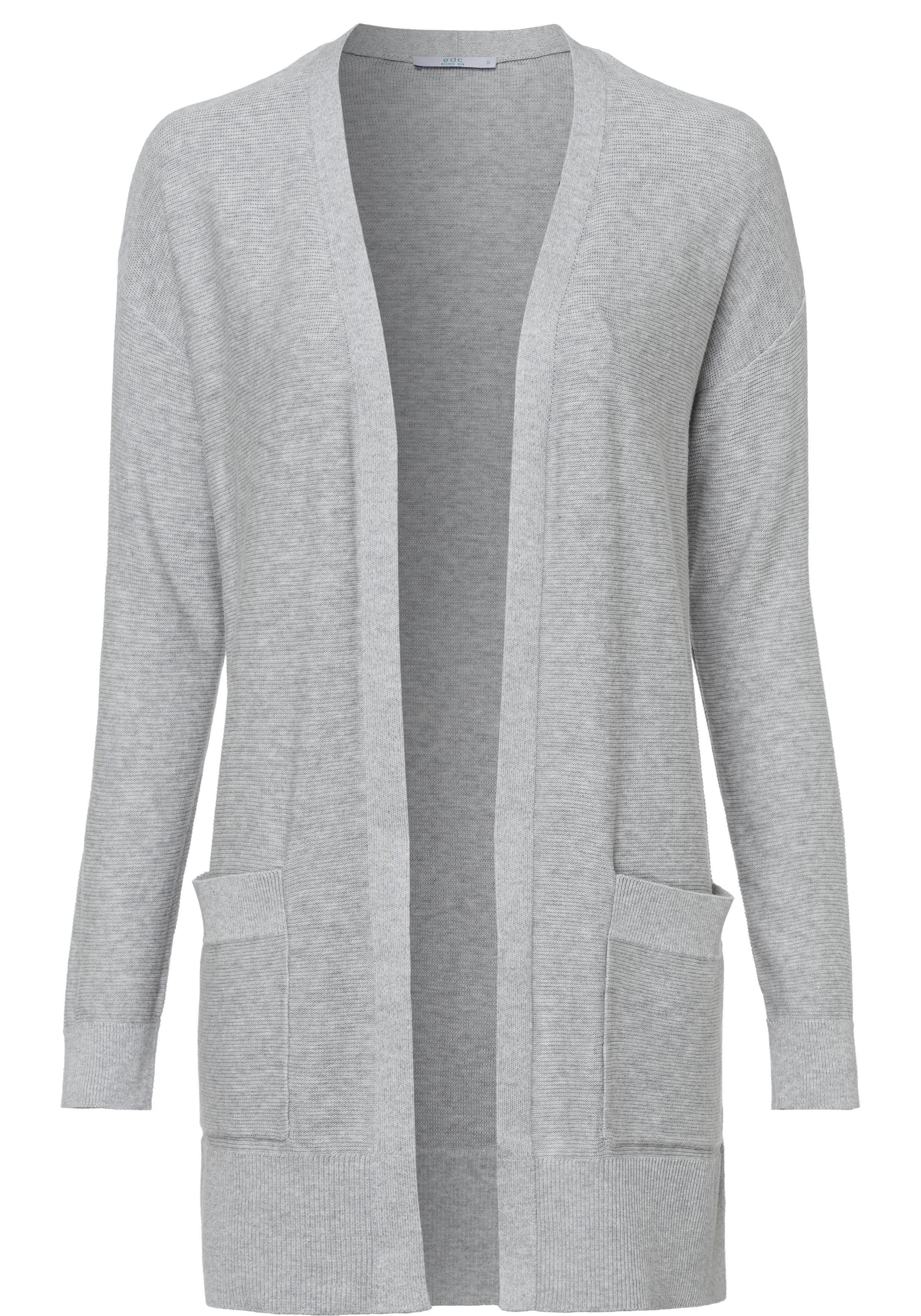 edc by Esprit Strickjacke im verschlusslosen Design online kaufen | OTTO