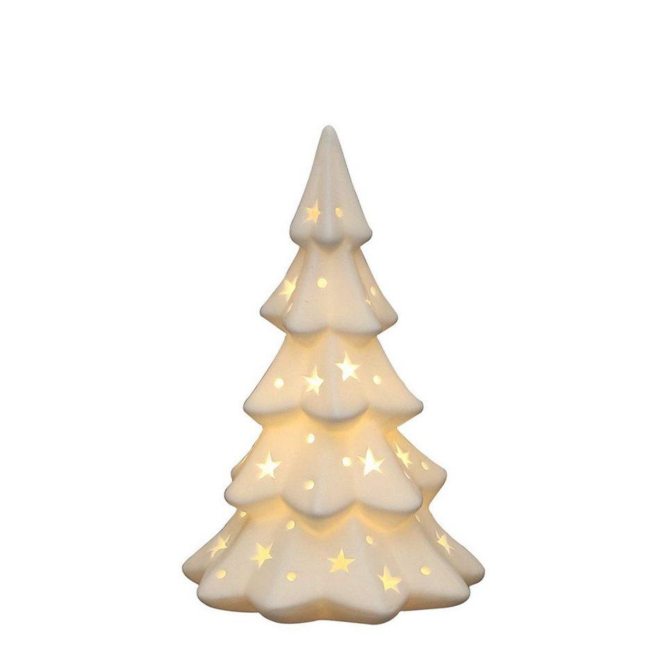 sigro porzellan windlicht weihnachtsbaum kaufen otto. Black Bedroom Furniture Sets. Home Design Ideas