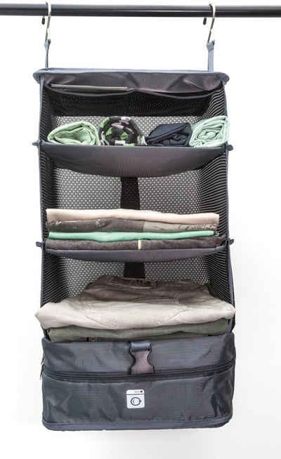 Think@home Hängeregal »Travel Closet small«, integriertes Wäschefach
