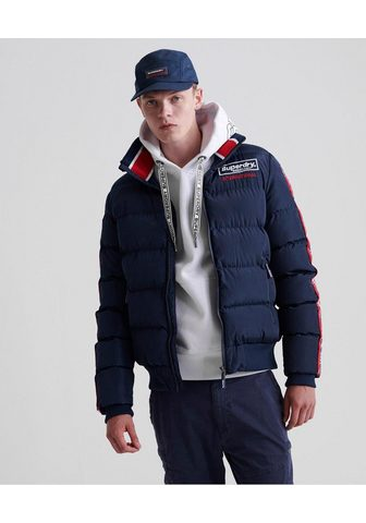 SUPERDRY Dygsniuota striukė »ICON SPORTS PUFFER...