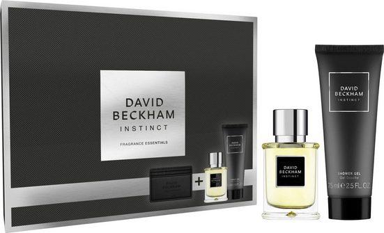 DAVID BECKHAM Geschenk-Set »Instinct«, 2-tlg.